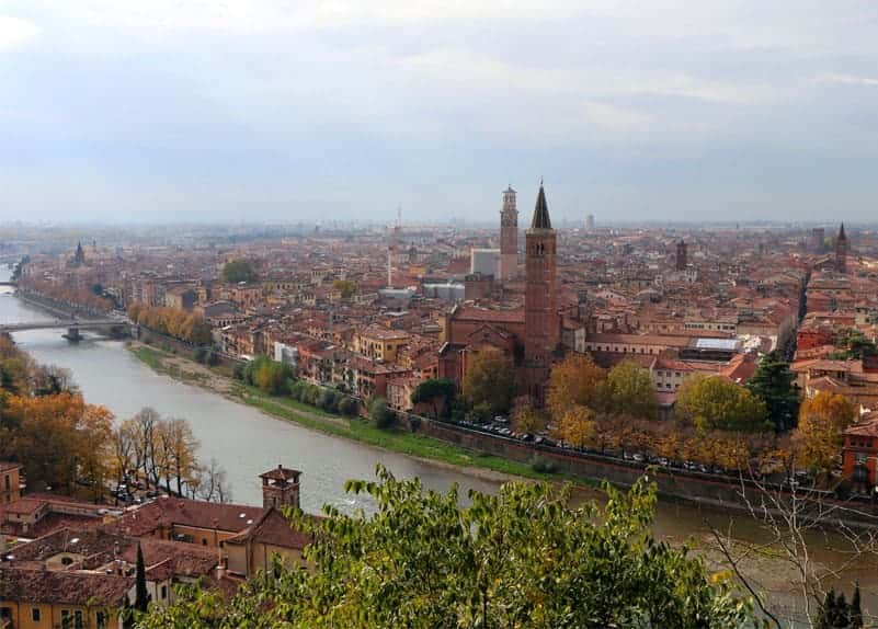 Photo of Verona - Veneto (Italy)
