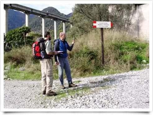 Photo Sentiero dei Greci