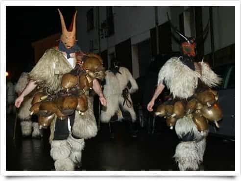 Photo di Carnevale di Ottana: Merdules e Boes