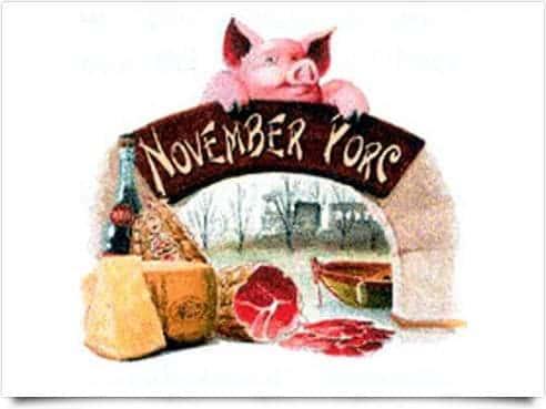 Photo November porc…speriamo che ci sia la nebbia!