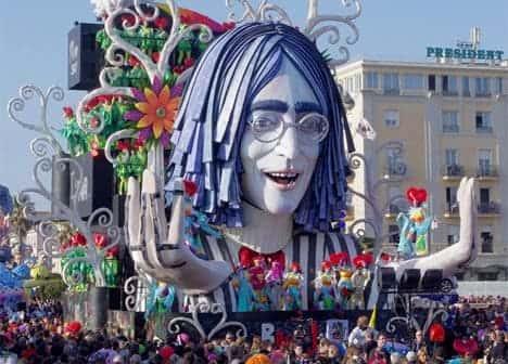 Photo di Carnevale di Viareggio