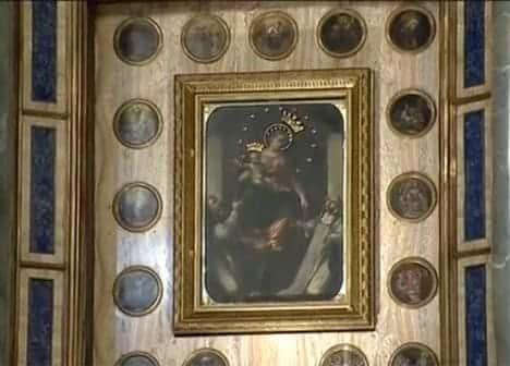 Photo di Discesa del quadro di Maria SS del Rosario