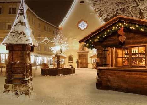 Photo Ortisei, il paese di Natale