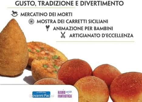 Photo Sagra dell'Iris e dell'Arancino