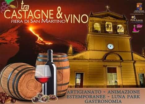 Photo Fiera di San Martino tra Castagne e Vino