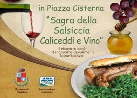Photo di Sagra della Salsiccia Caliceddi e Vino