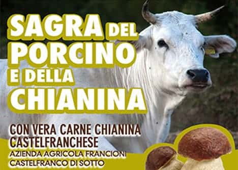 Photo di Sagra del Porcino e della Chianina