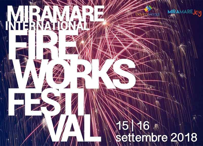 Photo Miramare International Fireworks Festival