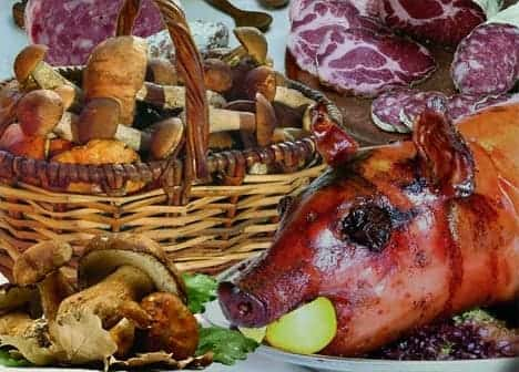 Photo Sagra del Suino Nero e del Fungo Porcino dei Nebrodi