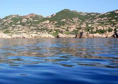 Costa Paradiso Sardegna Cartina Geografica.Costa Paradiso Sardegna