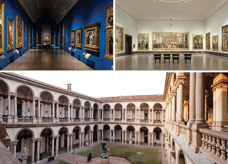Photo Pinacoteca di Brera - Milano