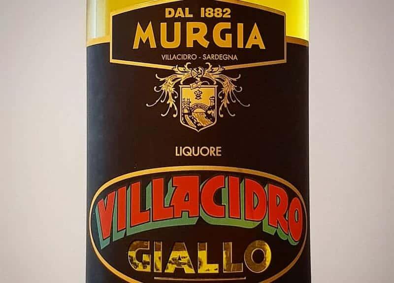 Liquore Villacidro Murgia Giallo