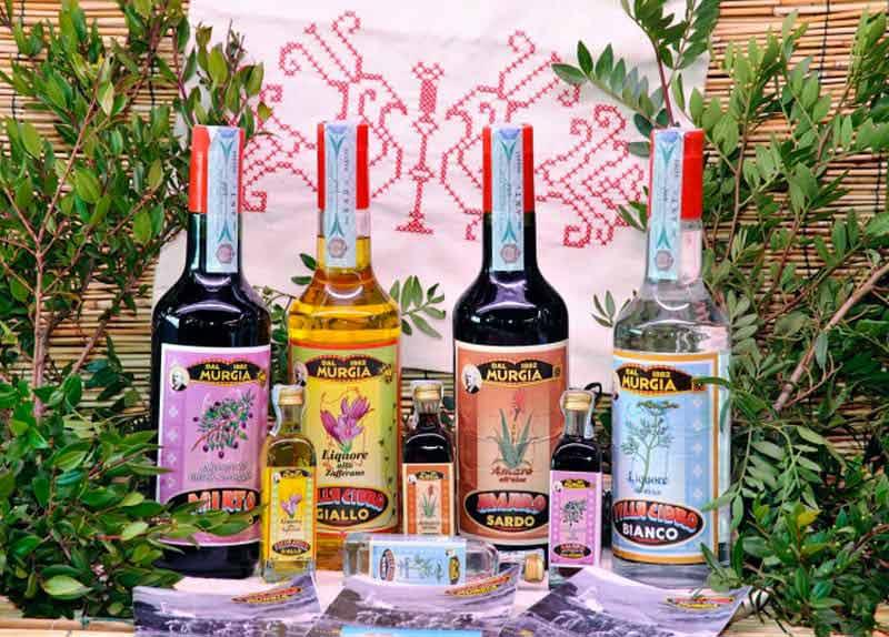 Liquore Villacidro Murgia Bianco