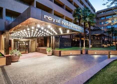 Photo Royal Hotel Carlton