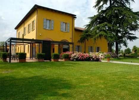 Hotel villa aretusi bologna for Hotel bologna borgo panigale