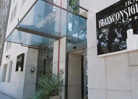 Hotel buonconsiglio trento for Soggiornare a trento