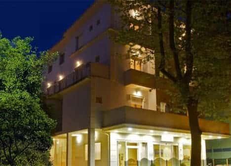 Hotel silvie rose cesenatico
