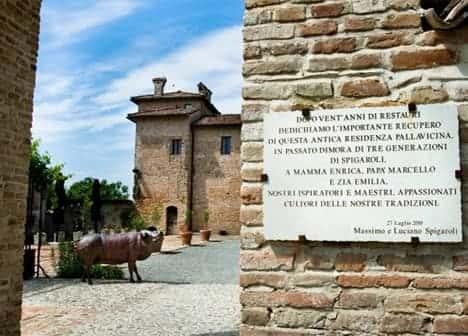Photo Agriturismo Antica Corte Pallavicina Relais
