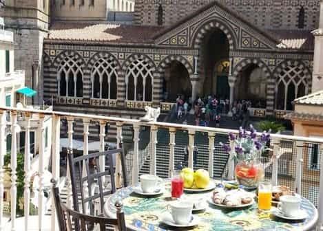 Photo Hotel Centrale Amalfi
