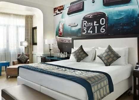 Photo Hotel Indigo Rome - St. George - Roma