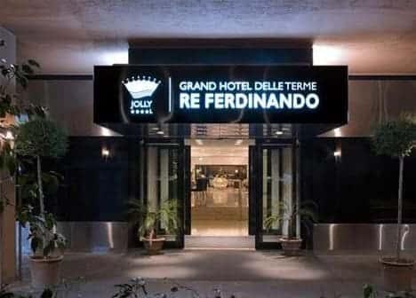 Photo Grand Hotel delle Terme Re Ferdinando