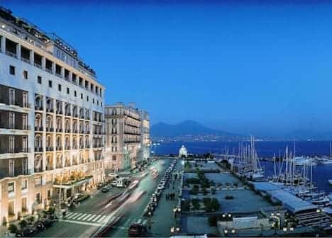 Photo Grand Hotel Vesuvio