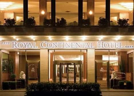 Photo Hotel Royal Continental - Napoli
