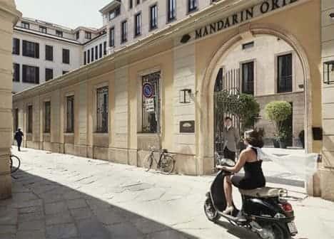 Photo Mandarin Oriental Milan