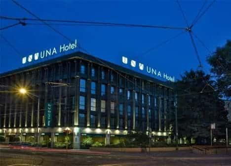 Photo UNA Hotel Cusani