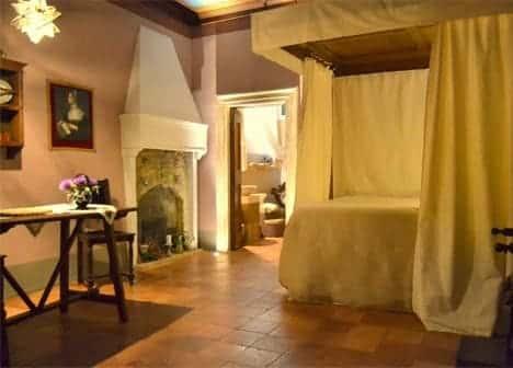 Photo B&B Sanpolo 1544 Antique Room