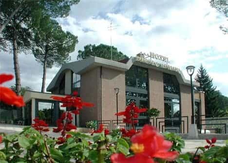 Photo Hotel Dimora Adriana - Tivoli