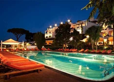 Photo Capri Palace Hotel & Spa