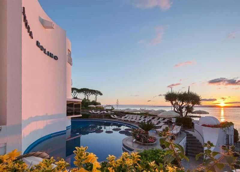 Grand Hotel Punta Molino Ischia Na