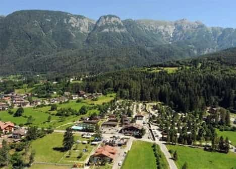 Photo Dolomiti Camping Village