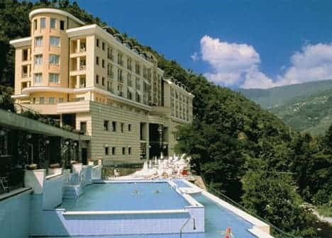 Photo Grand Hotel Antiche Terme di Pigna