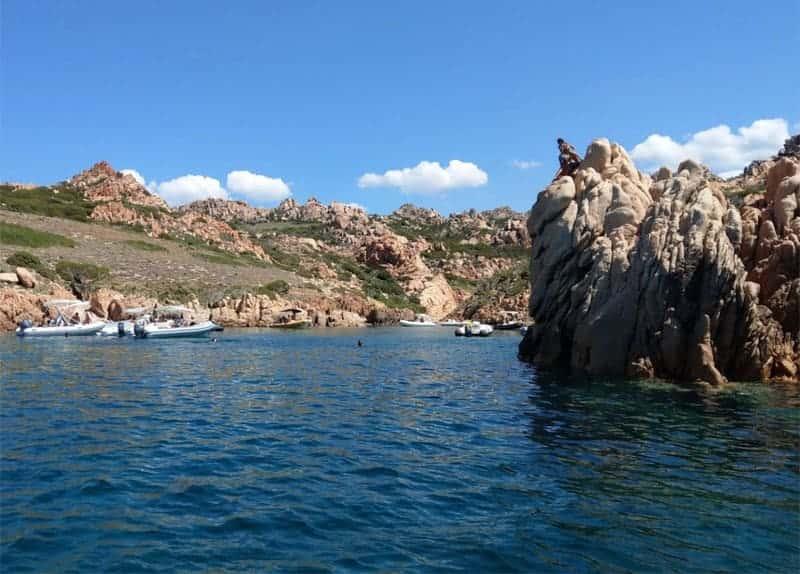 Costa Paradiso Sardegna Cartina Geografica.Spiaggia Porto La Cruzitta Costa Paradiso Sardegna