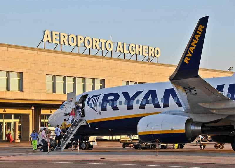 Photo Aeroporto Internazionale di Alghero - Fertilia
