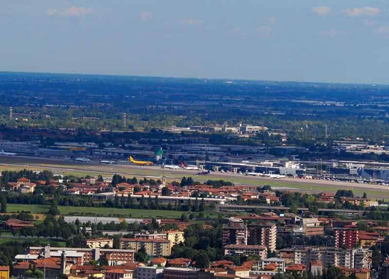 Photo Aeroporto Internazionale di Bergamo - Orio al Serio