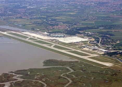 Photo Aeroporto Internazionale di Venezia - Tessera