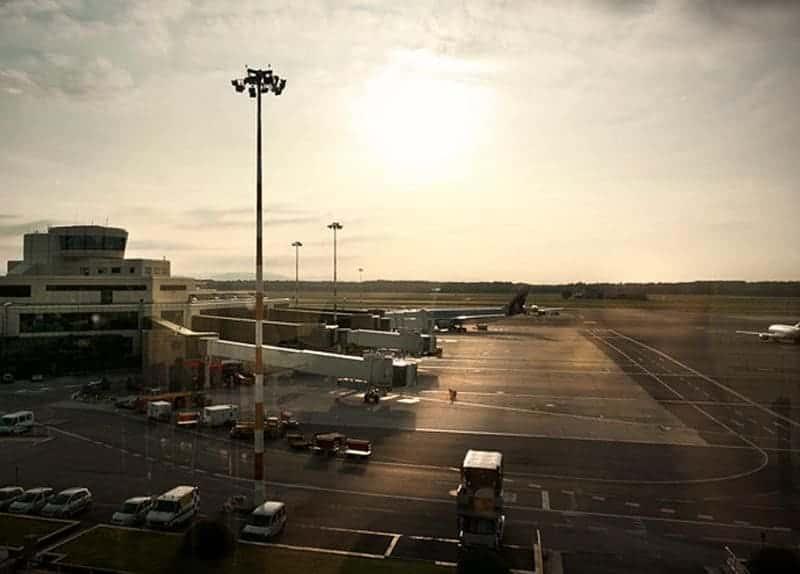 Photo Aeroporto di Milano-Malpensa