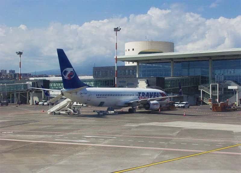 Photo Aeroporto di Catania - Fontanarossa