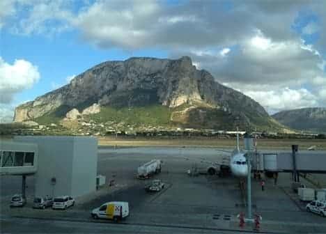 Photo Aeroporto di Palermo - Punta Raisi