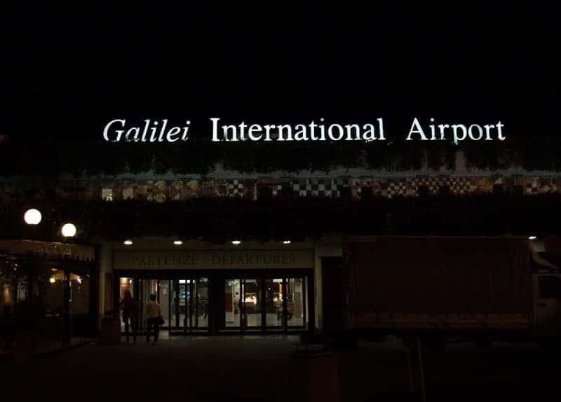 Photo Aeroporto di Pisa - San Giusto