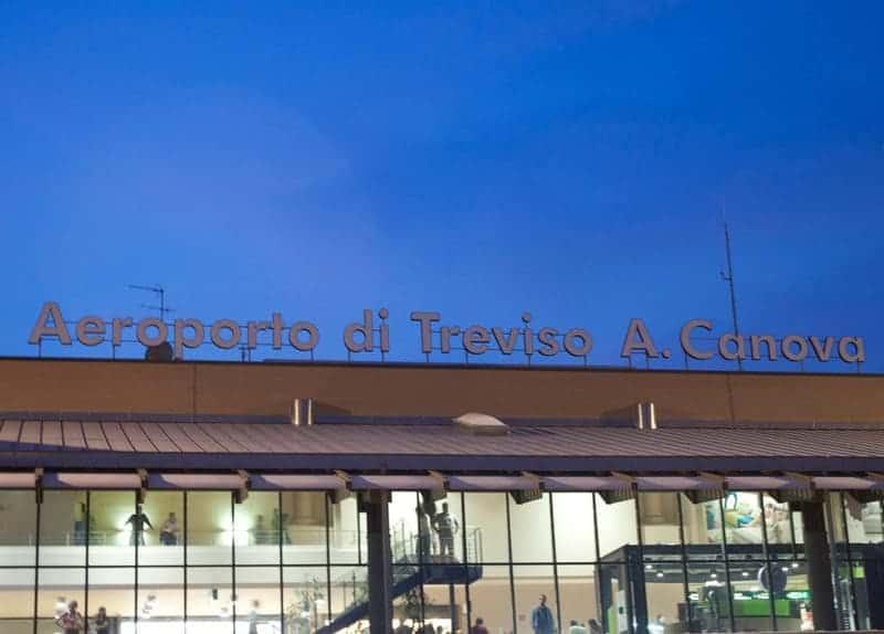Photo Aeroporto di Treviso - Sant'Angelo