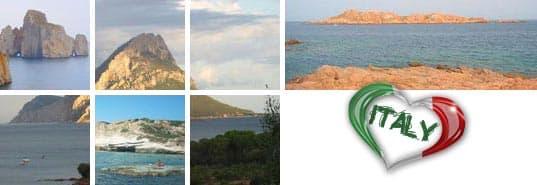 isole minori, Italia