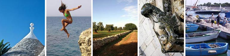 info Puglia