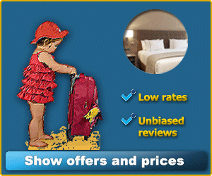 Hotel and extra-hotel accommodations: Check and book now! - services, availability and best offers.