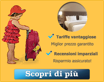 Sistemazioni alberghiere ed extra-alberghiere: Verifica e prenota subito! - i servizi, la disponibilità e le migliori offerte.