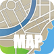 Map of Merano Thermal Baths - Merano