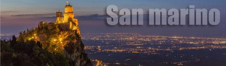 menu: Repubblica di San Marino